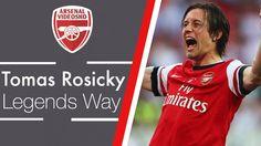 Tomas Rosicky - A Legends Way