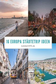 We reveal 16 European city trip destinations for an unforgettable trip! # city trip # city trip # travel tips Europe City Trip: 17 Ideas for 2020 Backpacking Europe, Europe Travel Guide, Travel Trip, Travel Info, Travel Ideas, Africa Destinations, Travel Destinations, Travel Pictures, Travel Photos