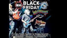 Molly Hatchet LIVE in Daytona Black Friday to benefit Waves To Recovery