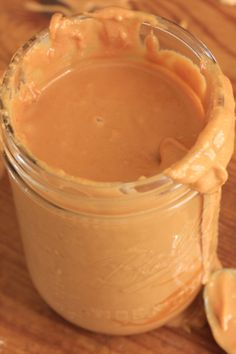 Make your own creamy peanut butter with a hint of vanilla and a sweet flavor without adding any sugar!
