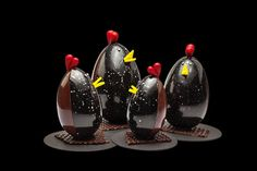 Easter eggs weekend special chocolate holidays shopping Patrick Roger