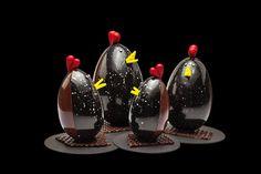 Les meilleurs oeufs en chocolat de Pâques 2013 http://www.vogue.fr/culture/le-guide-du-week-end/diaporama/les-meilleurs-oeufs-de-paques-2013/12463/image/740961