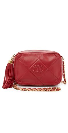 What Goes Around Comes Around Chanel CC Camera Bag (Previously Owned) | SHOPBOP