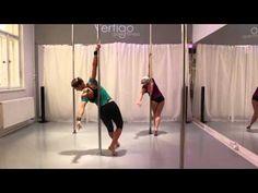 POLE DANCE Training Tips: Pole Routine *1* - YouTube