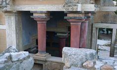 Κνωσός, Βόρεια Δεξαμενή Καθαρμών Knossos, North Lustral Basin