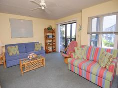 Pebble Beach D-202 a 3 Bedroom Oceanfront Rental Condo in Emerald Isle, part of the Crystal Coast of North Carolina. Includes Private Pool