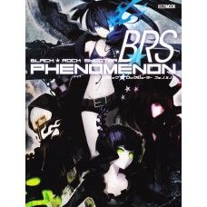 Black Rock Shooter Phenomenon. This one has a lot of merch photos, but also some cool production sketches, finished art, screen caps, and more.
