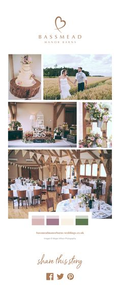 Emma and Steve' real life wedding at Bassmead Manor Barns. Blush and cream wedding flowers by Wild Orchid Cream Wedding, English Heritage, Wild Orchid, Country Chic, Summer Of Love, Barns, Orchids, Rustic Wedding, Real Life