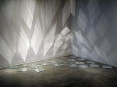 planes and spaces: Light installation