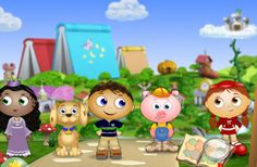 19 Cartoons Your Child Should Be Watching
