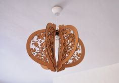 Laser Cutting. Wooden Lampshade, Laser Cutting, Chandelier, Ceiling Lights, Home Decor, Candelabra, Decoration Home, Room Decor, Chandeliers