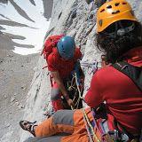Saída de escalada do Club Alpino Ourensán ó Urriellu, 23 e 24 de xuño de 2012.