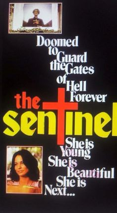 The Sentinel (1977) THIS is one of the best horror movies ever!! {GM}