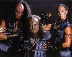"""The Klingons from """"Star Trek V"""""""