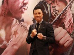 """Special ID"" Press conference and sharing session. Donnie Yen gets ready to show Malaysia ""Yen Kung Fu""!"