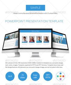 power point presentation template