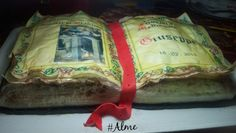 """La cucina dello Stregone: Torta """"Tomo Antico"""""""