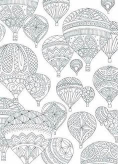Disney Coloring Pages, Coloring Book Pages, Printable Coloring Pages, Coloring Sheets, Mandala Art, Wholesale Balloons, Balloons And More, Sketch Painting, Mandala Coloring