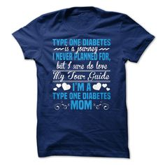 TYPE ONE DIABETES MOM T-Shirts, Hoodies. VIEW DETAIL ==►…