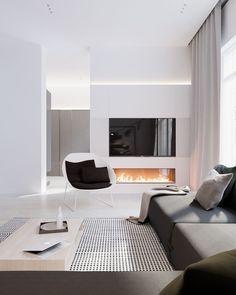 Binnenkijken in een modern interieur