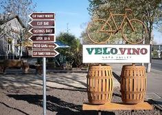 Cycling and wine in Napa Valley...a match made in heaven.