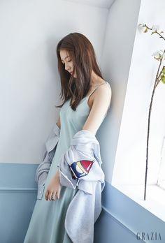 정연이언니 매력적인 공승연 화보 : 네이버 블로그 Asian Actors, Korean Actresses, Gong Seung Yeon, Shin Se Kyung, Summer Photos, Korean Celebrities, Photoshoot Inspiration, Best Face Products, Beautiful Asian Girls