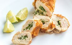 Buy Chicken Kiev by on PhotoDune. Buy Chickens, Butter Chicken, Spanakopita, Bread Crumbs, Food Photo, Barbecue, Chicken Recipes, Roast, Lunch
