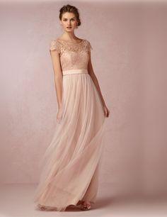 Coral-Lace-Bridesmaid-Dress-
