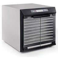 Excalibur Stainless Steel 10 Tray Food Dehydrator with 99 Hour Timer
