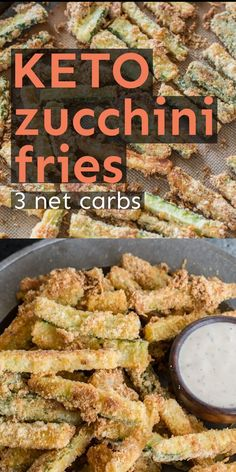 Weight watcher recipes 513058582548944983 - You will love these Keto Zucchini Fries for a low carb side! These fries are breaded with almond flour, parmesan and spices and baked until perfectly crispy! Ketogenic Diet Meal Plan, Diet Meal Plans, Ketogenic Recipes, Low Carb Recipes, Diet Recipes, Healthy Recipes, Slimfast Recipes, Paleo Food, Keto Meal