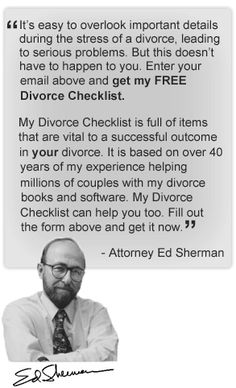 Divorce: How to Protect Your Children