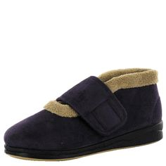 Emee Panda- For The Perfect Paw - With a velcro strap for extra comfort $34.95 www.ishoes.com.au #ishoes #panda #slippers