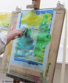 The 10 Personality Types at Art Workshops: 1. The Fish Out of Water