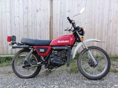 1977 Suzuki TS100  this looks like the bike I had years ago..thought to share :)