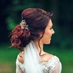 Brautfrisuren curlies