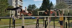 #streetworkout #streetworkoutpark #girls #elbowlever #nature