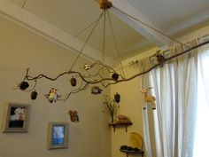 Woodland Nursery | Project Nursery. I could make this!