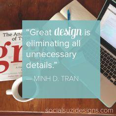 Truth! Especially for a #smallbiz website..