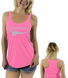 f8ce46b26fdd9f Awkwardstyles Womens Grandma Sayings Racerback tank tops Bookmark S Vintage  Pink    Find out more