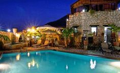 Stone Village Hotel Apartments Bali, Rethymno This village-style complex is situated in Bali, 700 metres from the beach. It offers self-catering apartments, 3 swimming pools, a sauna and it has its own small raki distillery.