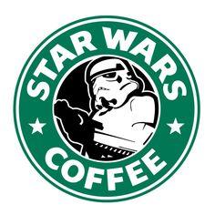 starbucks art | Starbucks Troooper 2 by ~theCrow65 on deviantART