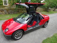 Micro Supercar: 1992 Mazda Autozam AZ-1