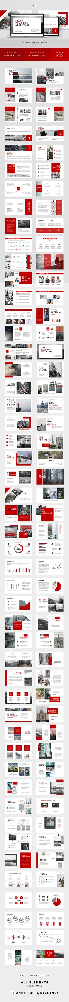 Red Powerpoint