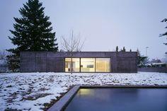 House Thommy by Nissen & Wentzlaff Architekten - Joachimsackerstrasse, 4103 Bottmingen, Switzerland