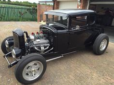 1931 Ford model A on a 32 chassis