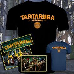 Teenage Mutant Ninja Turtles 2 (2016) T-Shirt