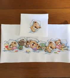 1 million+ Stunning Free Images to Use Anywhere Baby Cross Stitch Patterns, Cross Stitch For Kids, Cute Cross Stitch, Cross Stitch Animals, Baby Knitting Patterns, Cross Stitch Designs, Cross Stitching, Cross Stitch Embroidery, Embroidery Patterns