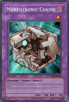 ... Monsters. - Realistic Cards - Single Cards - Yugioh Card Maker Forum