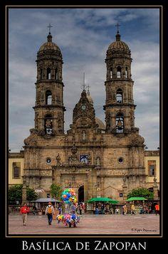Basílica De Zapopan - Guadalajara, Mexico