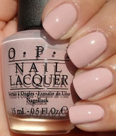 """My Very First Knockworst"" OPI Germany Collection ...one of my new faves!!!"